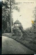 Ecrite: 09/07/1914  Virelles - Lez - Chimay: Kiosque Du Château - Chimay