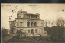 Château Le Docle  écrite: 29/06/1914 - Gembloux
