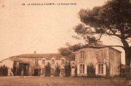 La Chaize Le Vicomte : La Grange Hardy - La Chaize Le Vicomte