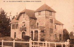 La Chaize Le Vicomte : Le Château De La Tempiarie - La Chaize Le Vicomte