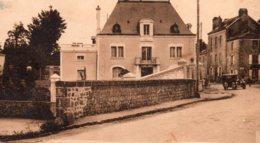 La Chaize Le Vicomte : Route Nationale - La Chaize Le Vicomte