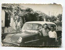 PHOTO ORIGINALE , AUTO - Opel , Dim. 9.0 X 6.0 Cm - Automobili