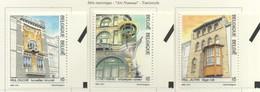 """PIA  -  BELGIO  -  1995  : Serie Turistica : """"L'Art Nouveau"""" E Architettura - (Yv  2604-06) - Belgique"""
