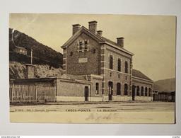 Trois-Ponts La Station 1905 - Trois-Ponts