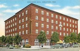 Pays Div -ref N762- Etats Unis D Amerique - Usa - Manchester Hotel , Middletown - Ohio - United States Of America - - Etats-Unis