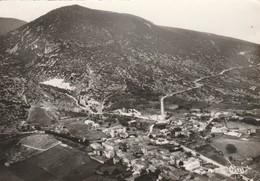 CPSM  84 RUSTREL VUE GENERALE AERIENNE  MT DE COCAILLE - France
