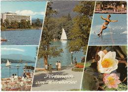 WATERSKI: Parkhotel, Pörtschach Am Wörthersee, Kärnten - (Austria) - Waterski