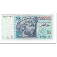 Billet, Tunisie, 10 Dinars, 1994, 1994-11-07, KM:87, TTB+ - Tunisie