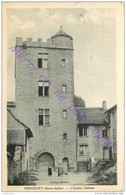 70. HERICOURT . L'ancien Chateau . - Francia