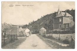 Sosoye Route Vers Biert Carte Postale Ancienne Animée Anhée - Anhée