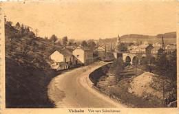 Luxembourg Vielsalm Vue Vers Salmchâteau      I 4537 - Vielsalm