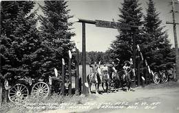 Pays Div -ref N760- Etats Unis D Amerique - Usa - United States Of America - Silver Spur Ranch -gresham -wis - - Etats-Unis