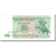 Billet, Transnistrie, 50 Rublei, 1994, 1993, KM:19, NEUF - Moldavie