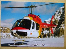 BB HELI   BELL 206B JETRANGER III   HB XXN - Hélicoptères