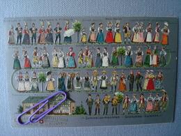 SOUVENIR DE LA SUISSE : Les Costumes En 1912 - Other