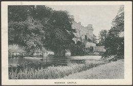 Warwick Castle, Warwickshire, C.1905-10 - Specimen Postcard - Warwick
