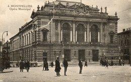 Montpellier.......l Opera - Montpellier