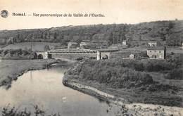 Luxembourg Durbuy  Bomal  Vue Panoramique De La Vallée De L'Ourthe      I 4554 - Durbuy