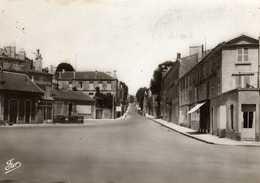 NIORT - 79 - Deux Sèvres - La Rue D'Alsace Lorraine - 1945 - JS - Niort
