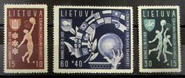 Lituania 370/2 ** - Lituania