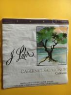 9068 - Cabernet Sauvignon 1987 J.Lohr Californie - Art