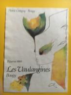 9081 - Les Valangines 1989 Bougy Suisse - Art