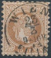 Austria 1867 - ANK 39  15kr - 1850-1918 Impero