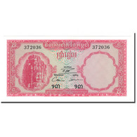 Billet, Cambodge, 5 Riels, 1962-1975, KM:10b, NEUF - Cambodia