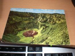 El Voqueron Crater Del Volcan De San Salvador - Salvador