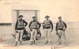 Heyst - Les Sauveteurs (Edit. Albert Sugg... Alerte à Malibu 1905 :o) - Heist