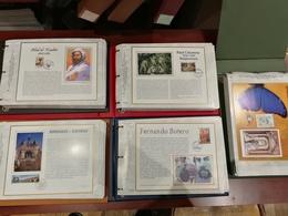 Collection De 600 Documents CEF - Période : 2000/2009 En 5 Classeurs - Prix De Départ : 1€ - France