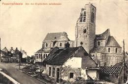 Passchendaele - Von Den Engländern Zerschossen (Felfdpost 1916) - Zonnebeke
