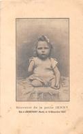 ¤¤  -   LAMBERSART   -  Souvenir De La Petite JENNY Née En 1903     -   ¤¤ - Lambersart