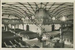 Freudenstadt - Ev. Stadtkirche - Orgeleck - Foto-AK - Verlag G. Schnitzler Freudenstadt - Kirchen U. Kathedralen