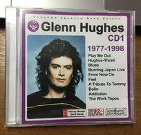 Glenn Hughes  -  Mp3 Collection 9 Albums, 1977-1998, Cd 1 - Rock