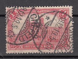 Deutsches Reich -  Mi. 113 (o) - Usati