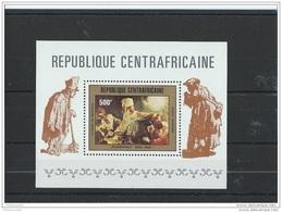 CENTRAFRICAINE 1981 - YT BF N° 44 NEUF SANS CHARNIERE ** (MNH) GOMME D'ORIGINE LUXE - Centrafricaine (République)