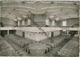 Freudenstadt - Ev. Stadtkirche - Orgeleck - Foto-AK Grossformat - Verlag Fiedler Freudenstadt - Kirchen U. Kathedralen