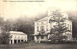 Melle - Château De Schaubosch (M Verplancke De Diepenhede) Héliotypie De Graeve 1907 - Gent