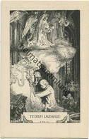 Te Deum Laudamus - Rud. Schaefer Postkarte - Stiftungsverlag Potsdam - Kirchen U. Kathedralen