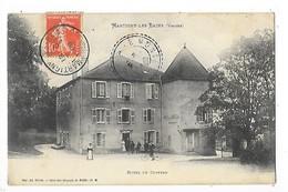 MARTIGNY Les BAINS  (cpa 88)   Hôtel Du Château   -  L 1 - France