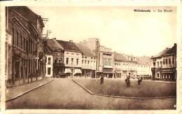 Willebroek - De Markt (animatie, Em. Beernaert) - Willebroek
