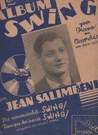 Jean Salimbéni : 1er Album SWING Piano Ou Accordeon 1945 (CAT 1307) - Jazz