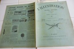 L'ILLUSTRATION 14 MARS 1903- LOOPING- PENDULE FARNESE- DESERTEURS DE L'ARMEE ALLEMANDE-CISTERIENS SENANQUE-TELEGRAPHIE S - Journaux - Quotidiens