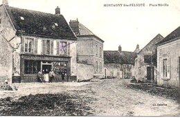 Montagny Ste Felicite Place Meville - France