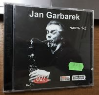 Jan Garbarek  -  Mp3 Collection 18 Albums Double Cd - Rock