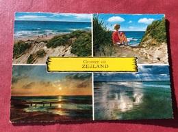 Nederland. Pays-Bas. Holland. Groeten Uit Zeeland - Nederland