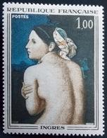France  >Y&T 1530 , 1531  > Neufs Charnières > TBE 2 Scans - France