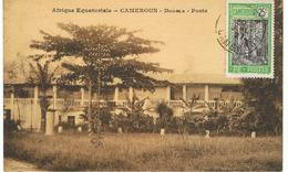 Afrique Equatoriale - Cameroun - Douala - Poste - Cameroun