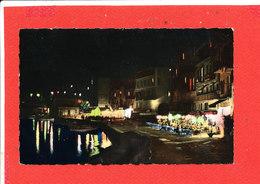 06 VILLEFRANCHE Sur MER Cpsm Restaurant La Fregate Le Port La Nuit     4.80 Edit SEPT  Format 14 Cm X 9 Cm - Villefranche-sur-Mer